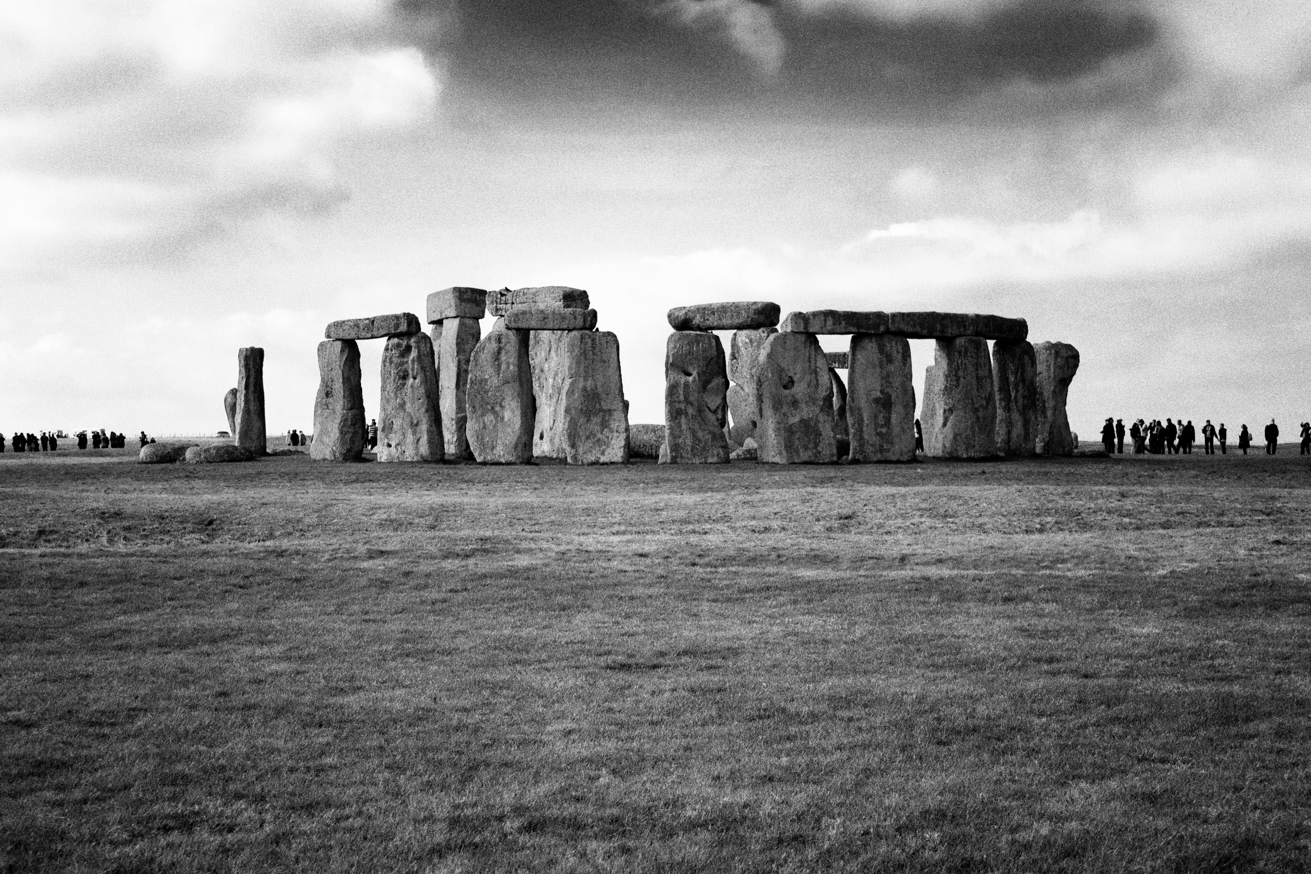 stonehenge bw – A Life In London