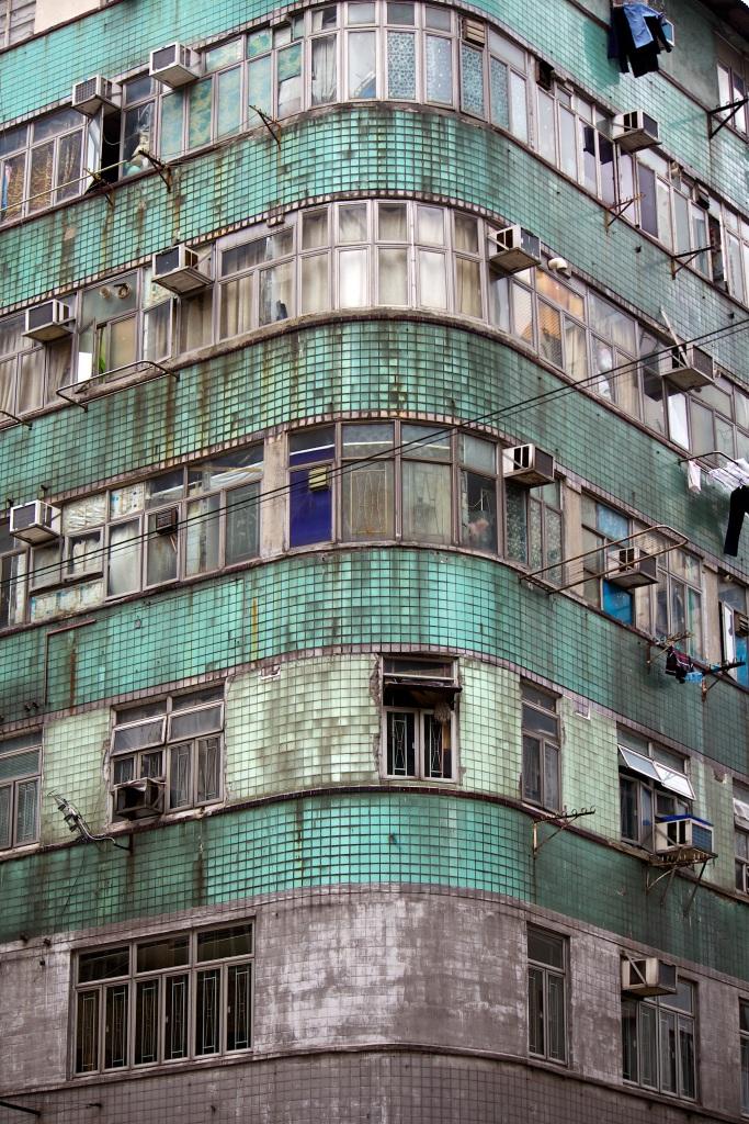 emerald green building