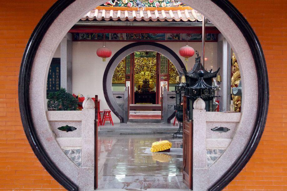 shantou university temple circles