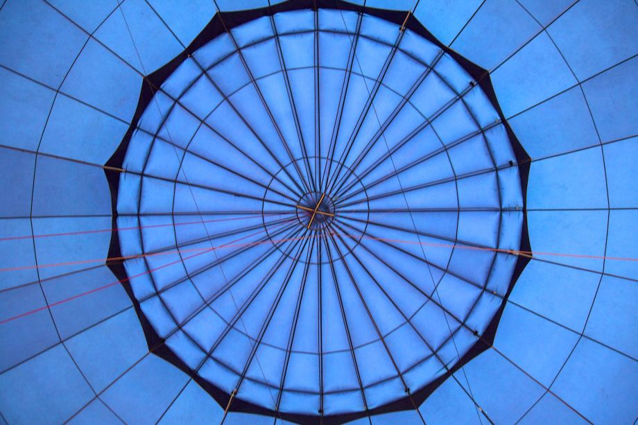 inside a balloon 2