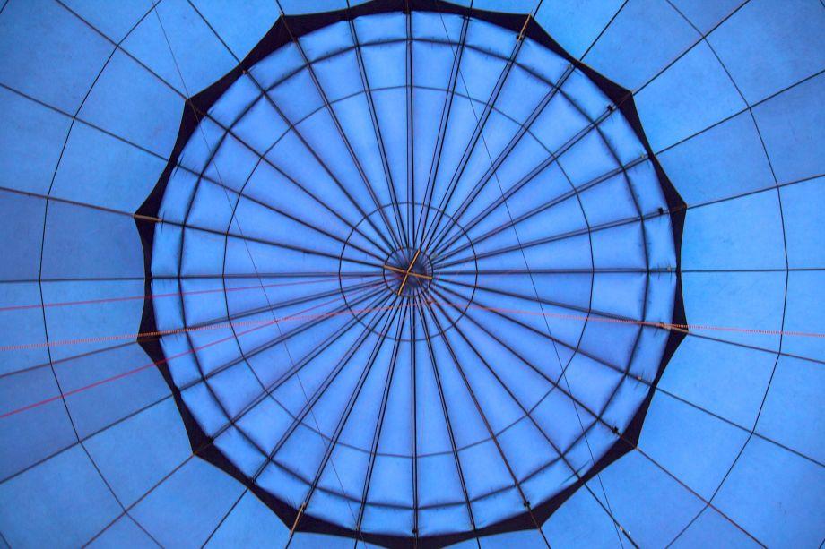 inside a balloon 2