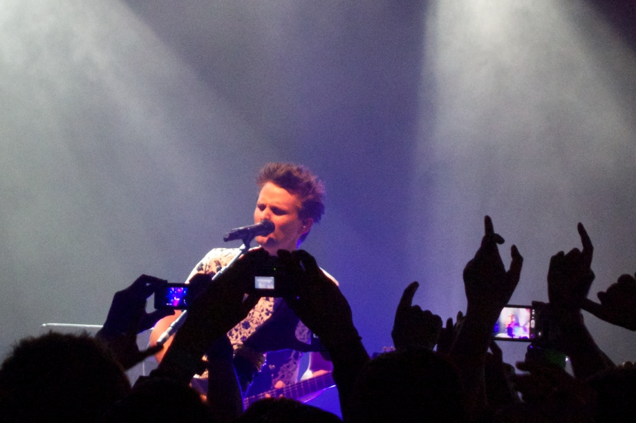 muse - matt singing