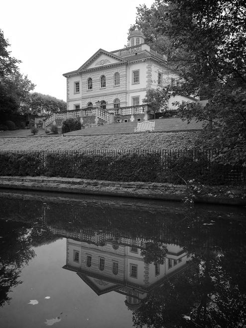 reflected opulence