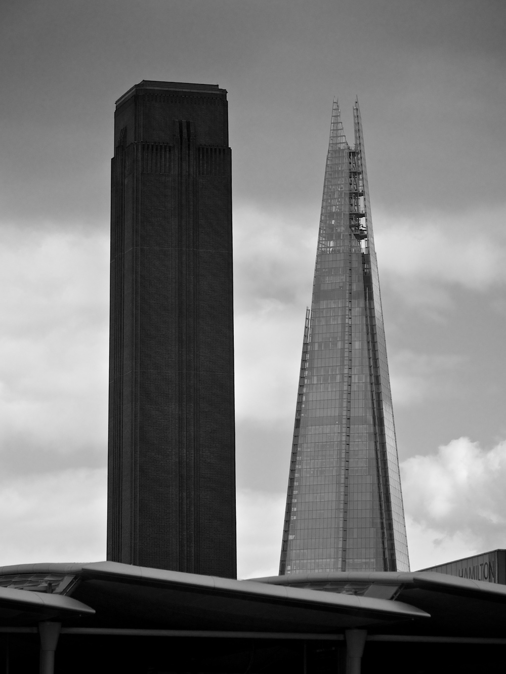 Shard and Tate
