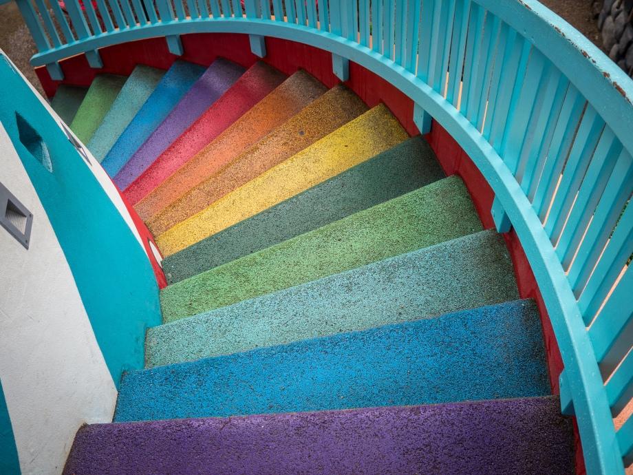 jamie magic stairs