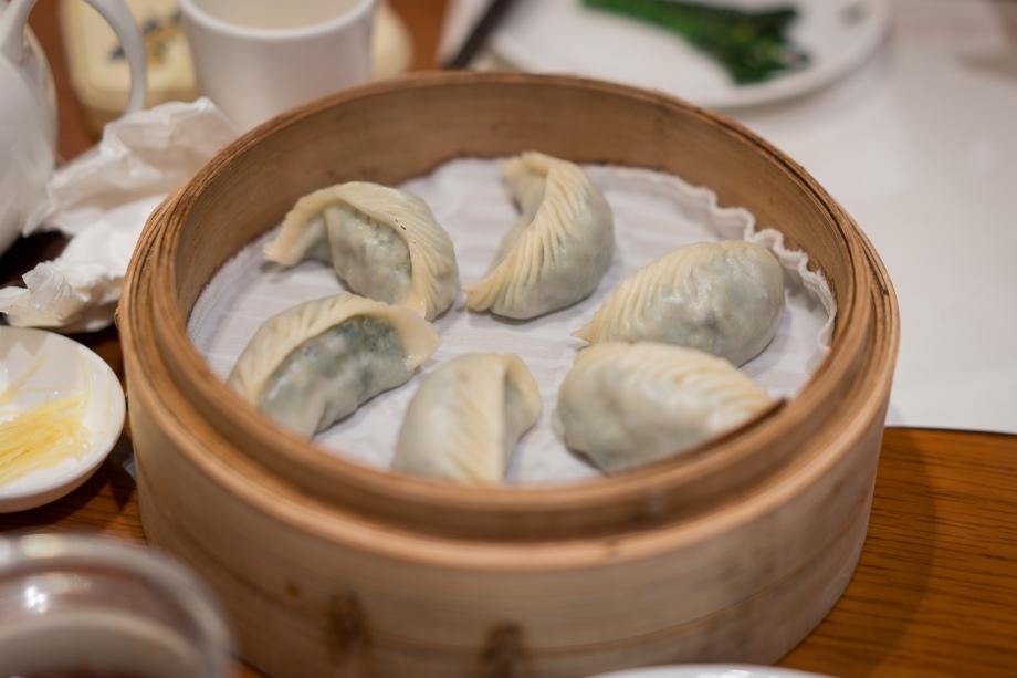 ding tai fung dumplings