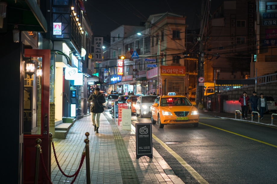 itaewon at night 2