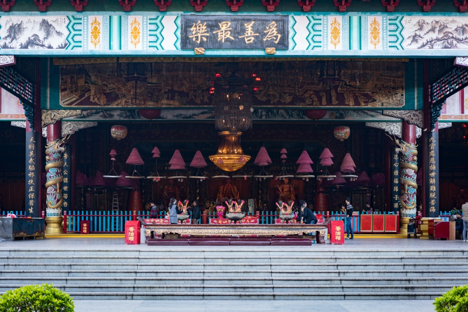 tian tan temple
